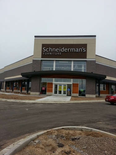 Schneiderman S Furniture Commercial Roofing In Woodbury Mn