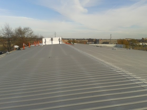 Cray Inc Project Duro Last Commercial Roofing Chippewa