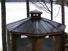 Cupola Standing Seam Metal Roof